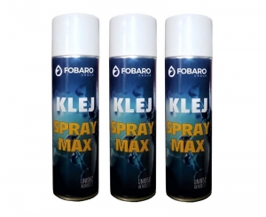 KLEJ SPRAY MAX - 500ml